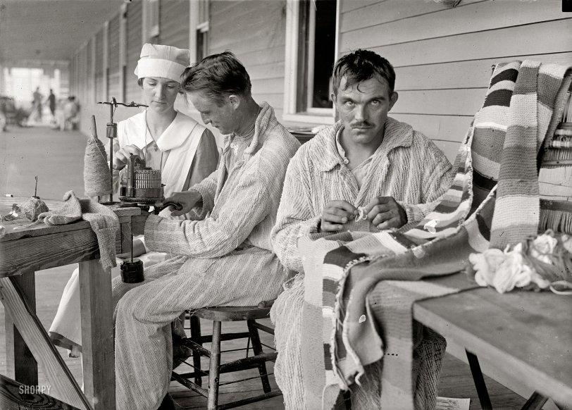 Home Again: 1918
