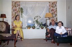 It's Curtains: 1955