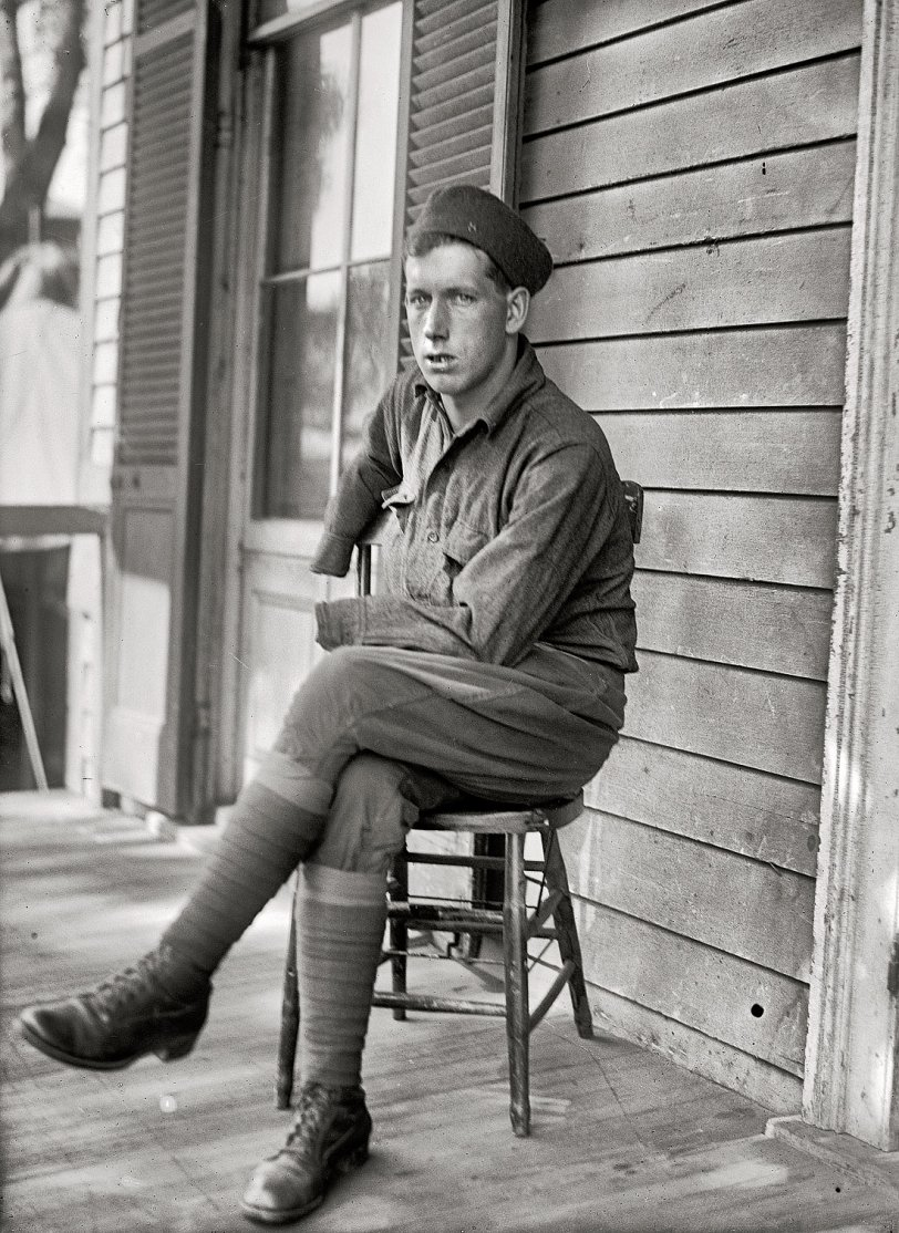 The Soldier: 1918