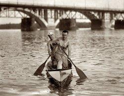 Canoe Club: 1924