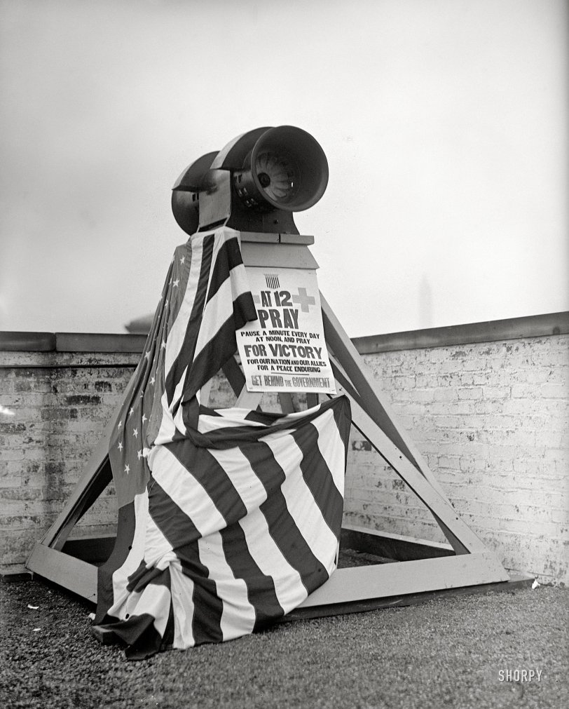 Washington Prayer Siren: 1918