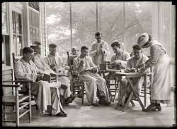 Veterans: 1918