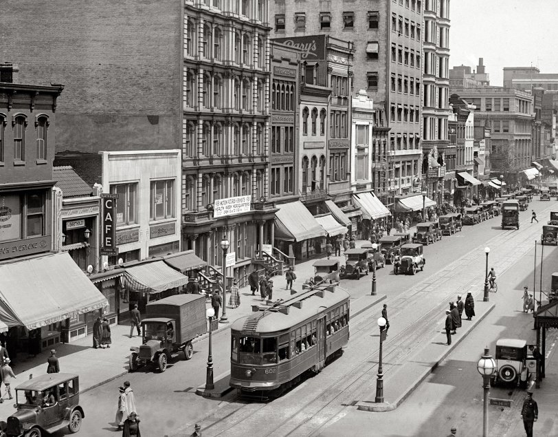 Tales of the City: 1924