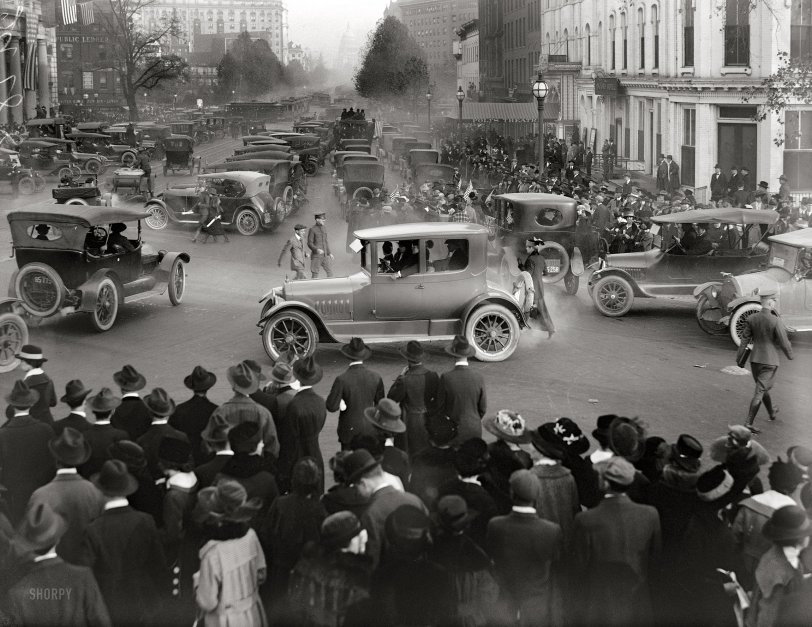 Washington: 1918