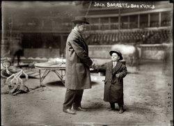 Jack Barrett: 1910