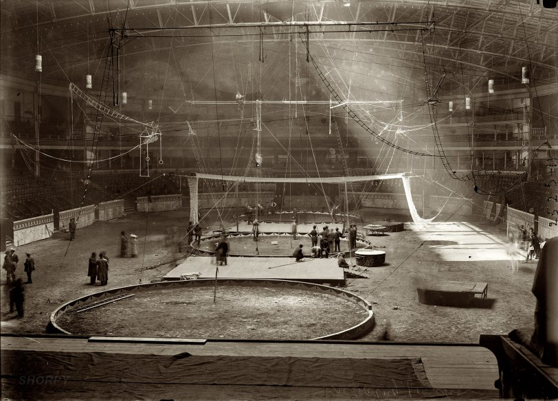 Three-Ring Circus: 1913