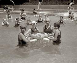 Pool Game: 1924