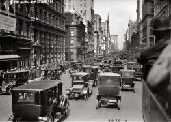 Fifth Avenue: Easter 1913