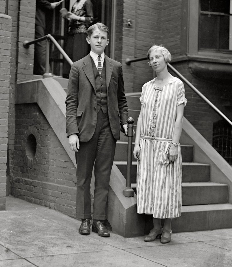 Lenny and Edna: 1924
