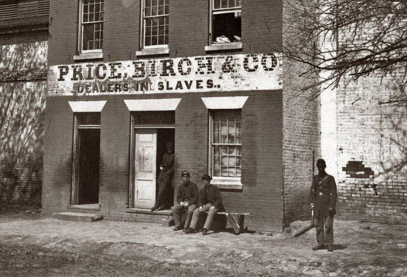 Price, Birch & Company: 1865