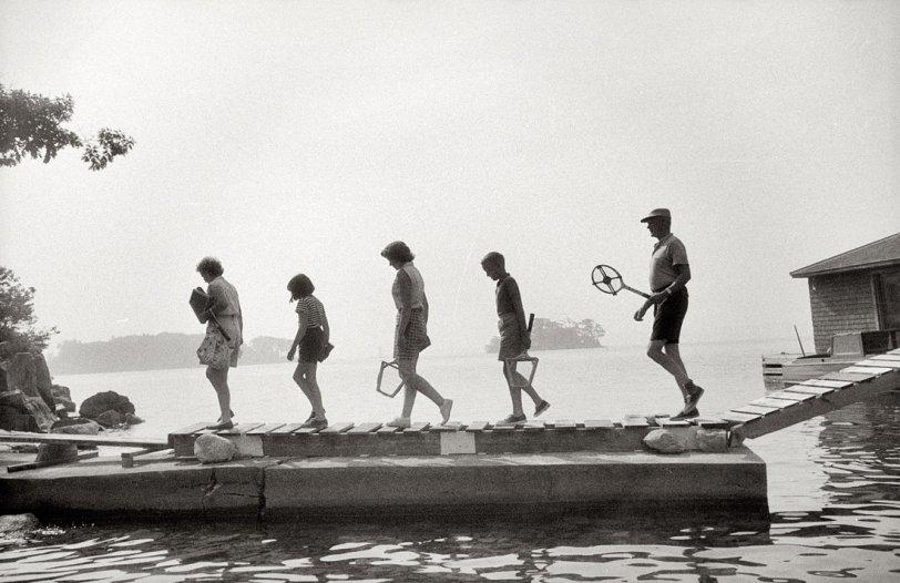 Rum Point: 1957