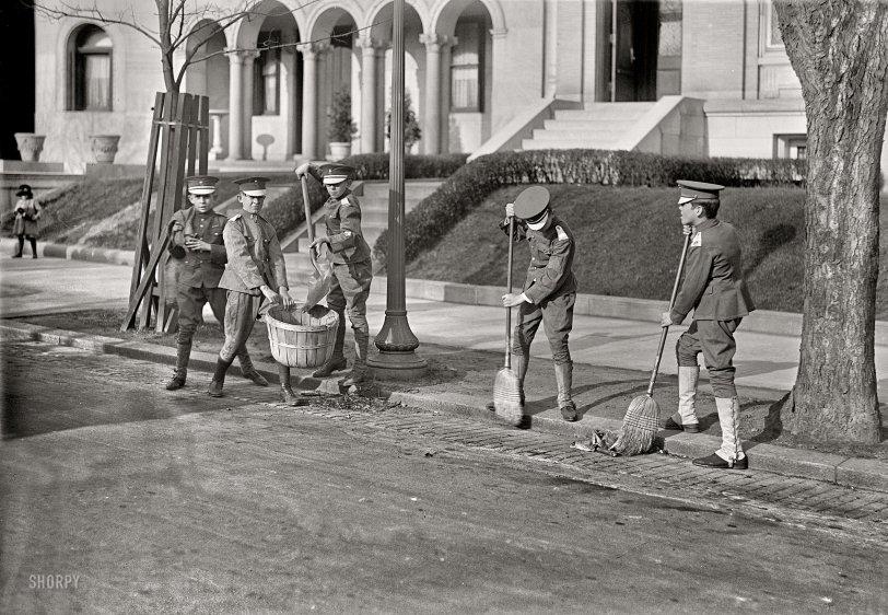 Junior Marines: 1919
