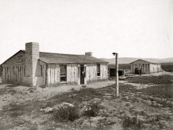 Fort Ruby: 1868