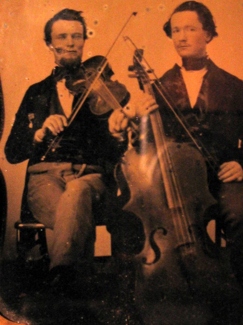 Jones Brothers about 1858-1860