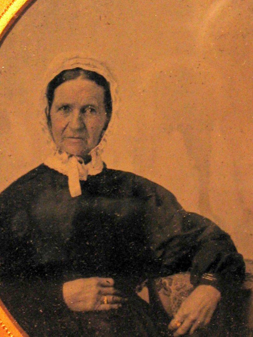 Minerva Rose Jones 1800-1884