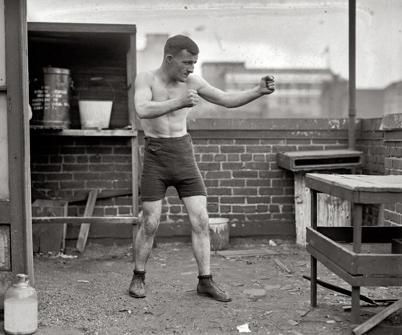 In Training: 1924
