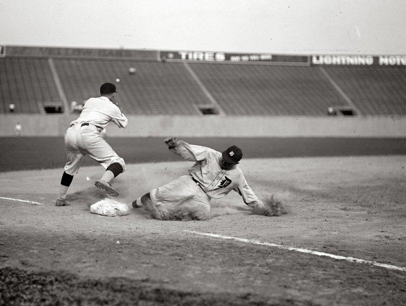 Ty Slides: 1924