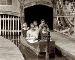 Glen Echo Girls: 1924