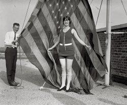 Long May She Flap: 1924