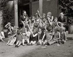 Lollipop Orphans: 1924