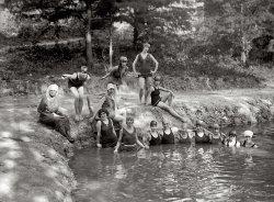 Skinny Dippers: 1924