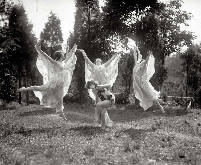 Ambushed by Angels: 1924