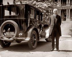 Cal and Car: 1924