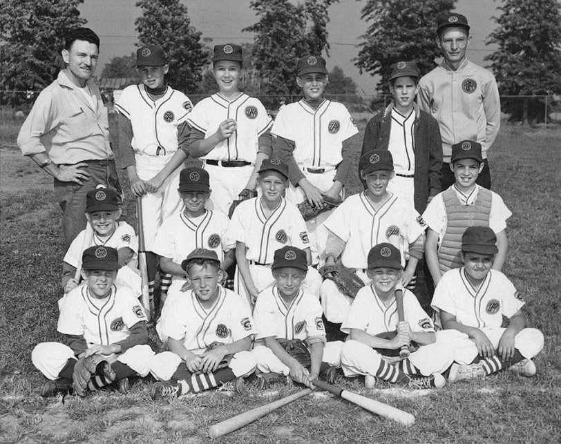 Little League: 1962