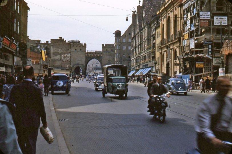 Munich c.1952