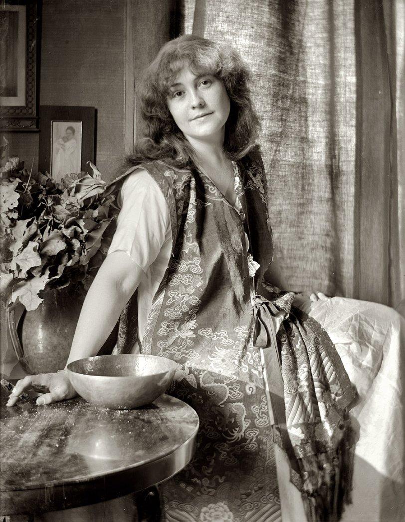 Rose O'Neill: 1907