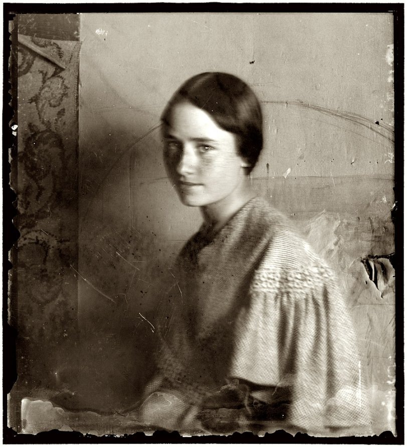 Young Gertrude: 1894