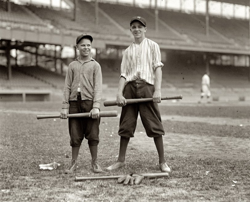 The Boys of Summer: 1924