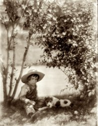 A Boy and His Dog: 1904