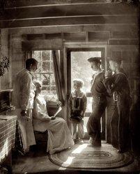 The White Family: 1913