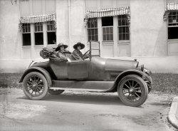Hop In: 1919