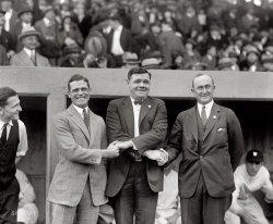 Sisler, Ruth, Cobb: 1924