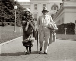 Cleo and Cecil: 1924