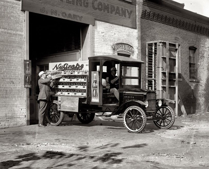 NuGrape: 1924