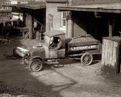 Coal Delivery: 1924