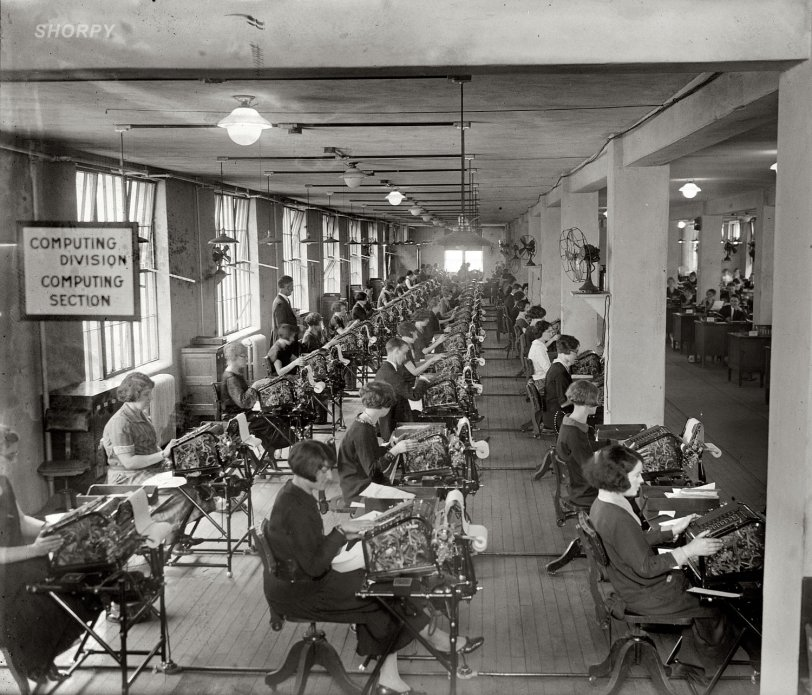 Multi-Processor Computing: 1924