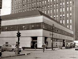 Washington Market: 1956