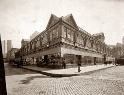 Washington Market: 1812-1912