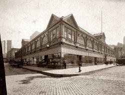 Washington Market: 1812-1912