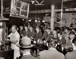 Pete's Bar: 1950
