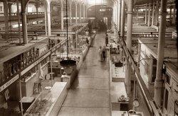Washington Market: 1917