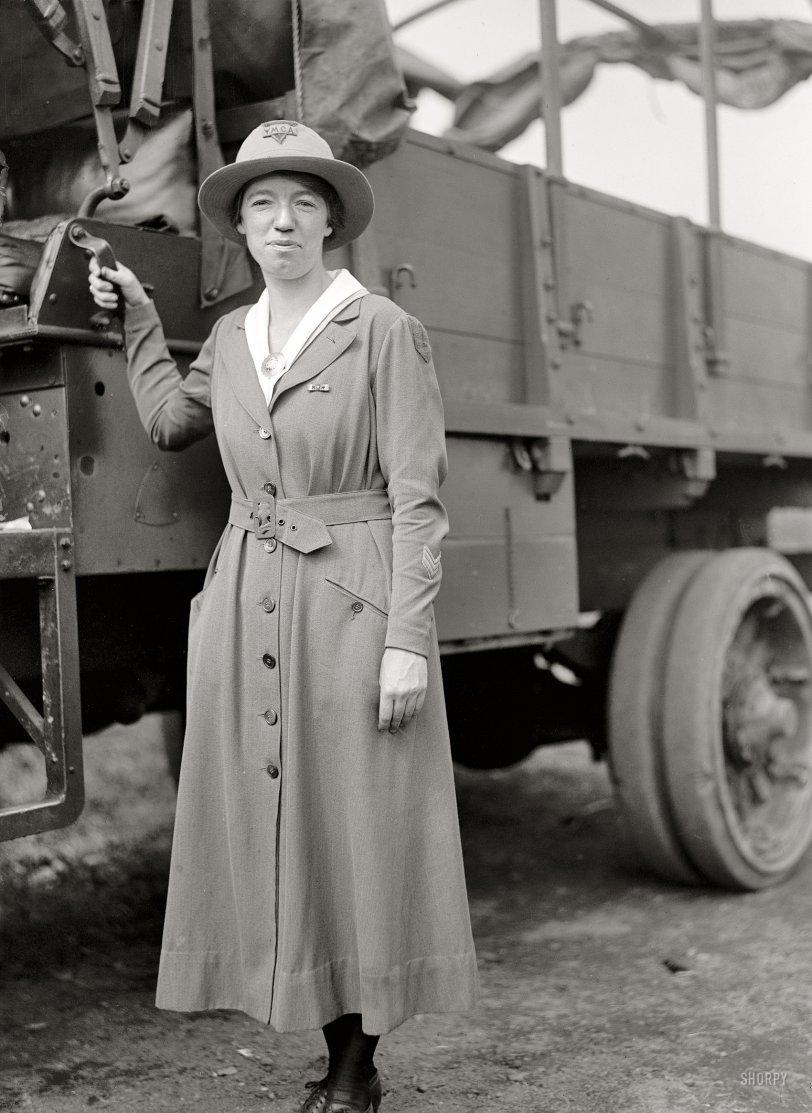 Y Girl: 1919