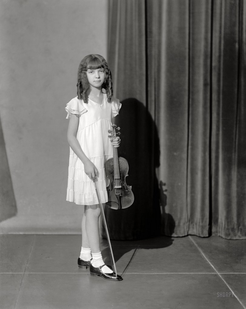 Portrait of a Prodigy: 1933
