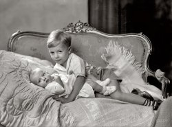 Little Hallers: 1933
