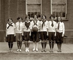 Hine Junior High: 1925