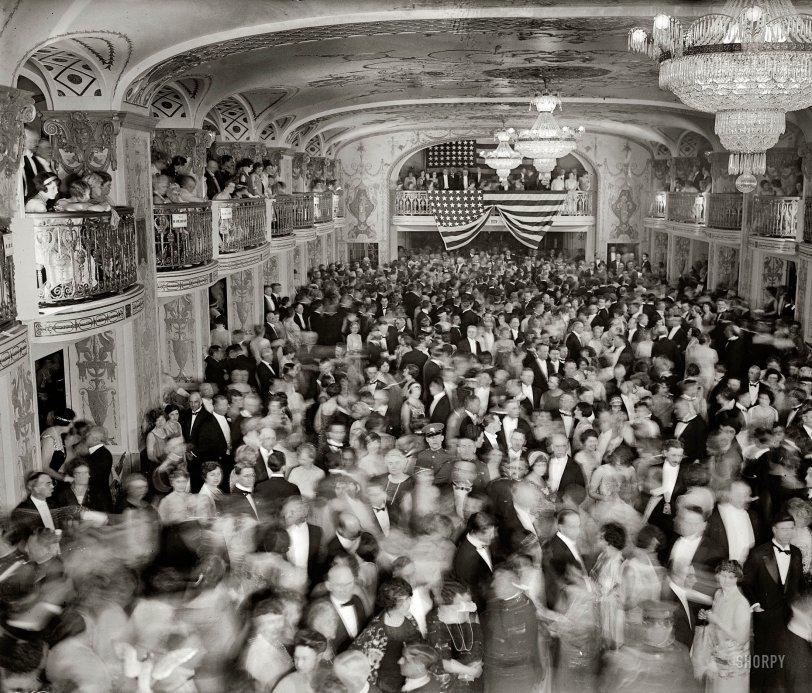 Inaugural Ball: 1925
